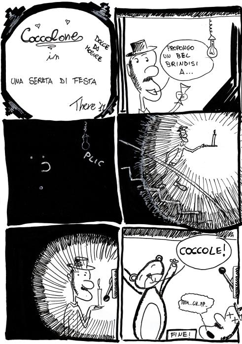 Coccolone - Festa
