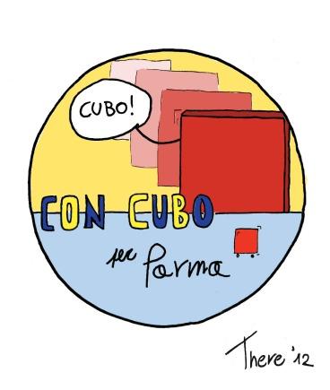 Con Cubo per Parma