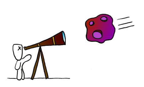 L'omino della matematica e dell'astronomia