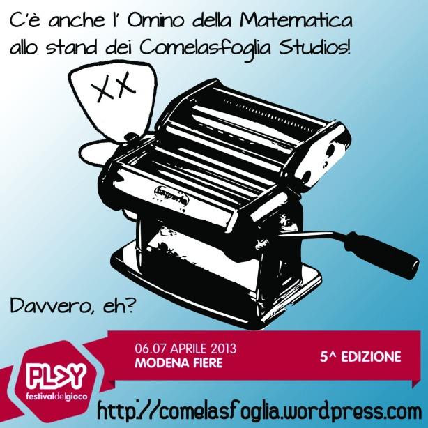 Omino @ Modena Play